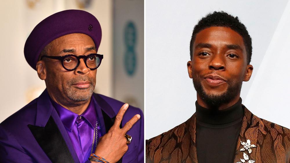 Netflix se queda la nueva película de Spike Lee, 'Da 5 Bloods', que va a protagonizar Chadwick Boseman