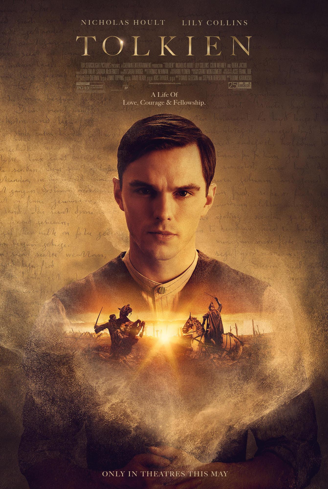 Póster de Tolkien