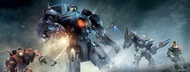 Las 16 mejores películas y series con robots gigantes