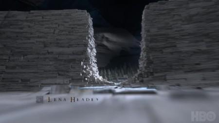 Juego de Tronos Muro