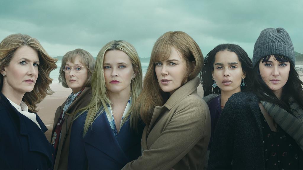 'Big Little Lies' regresa con fuerza a HBO con una temporada 2 que prolonga con naturalidad la vida en Monterey