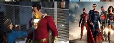 Todas las películas del universo DC ordenadas de peor a mejor