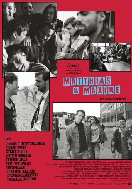 Poster Matthias Et Maxime Cannes2019