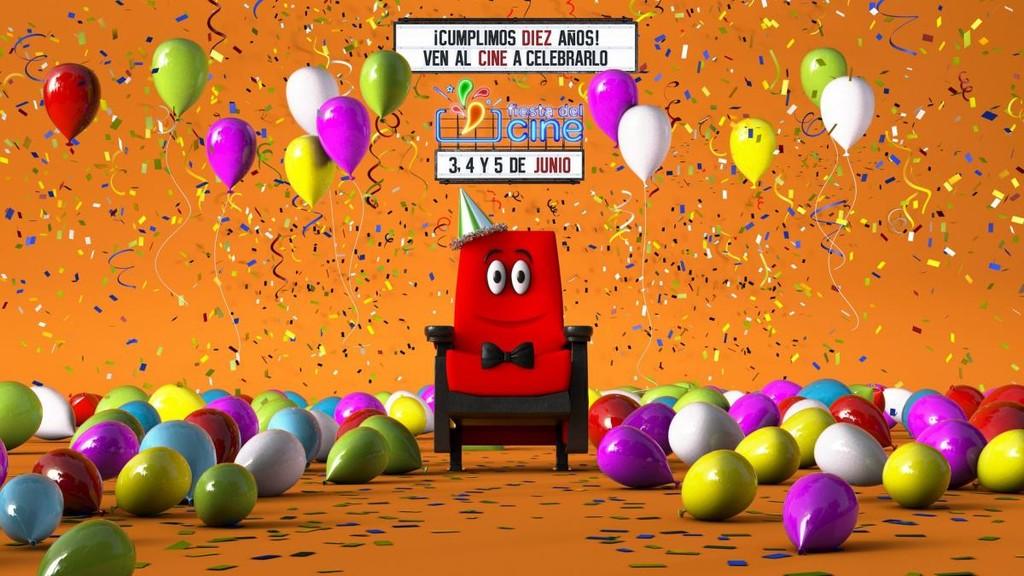 La Fiesta del Cine vuelve a crecer en su décimo aniversario: estas son las diez películas más vistas