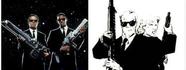 'Men in Black (Hombres de Negro)': así se diferencia el violento cómic original de la franquicia cinematográfica