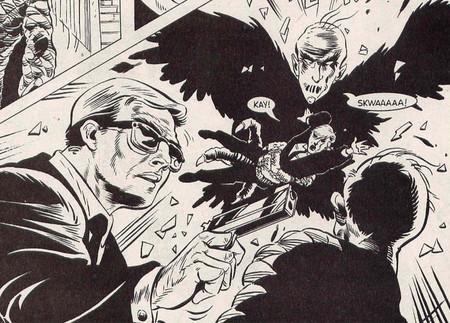 Mib Comic Vampiro