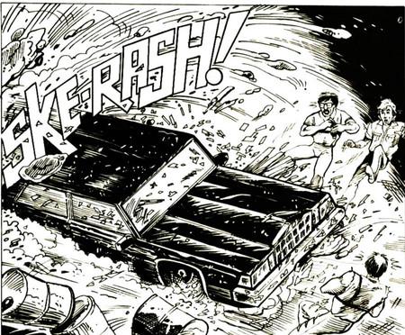 Mib Comic Desastre