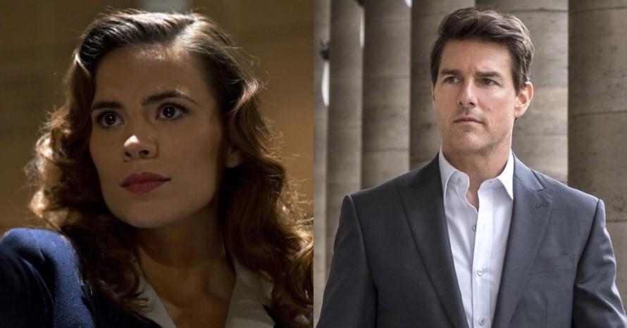 'Misión: Imposible': Hayley Atwell es el nuevo fichaje estrella de Tom Cruise para la próxima entrega