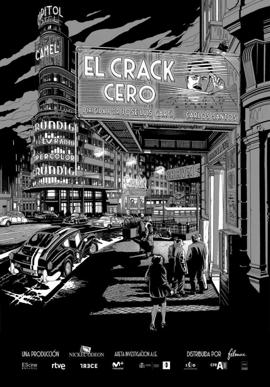 el crack cero poster