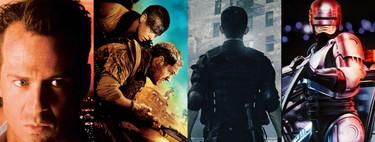 Las 32 mejores películas de acción de la historia
