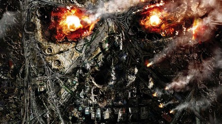 Terminator Salvation mapa