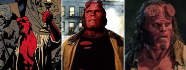 Hellboy, de Del Toro a Neil Marshall: por qué es tan difícil adaptar al demonio detective de Mike Mignola
