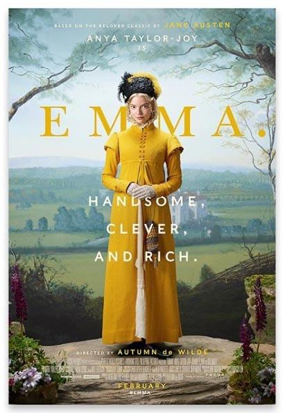 Emma 2020 poster