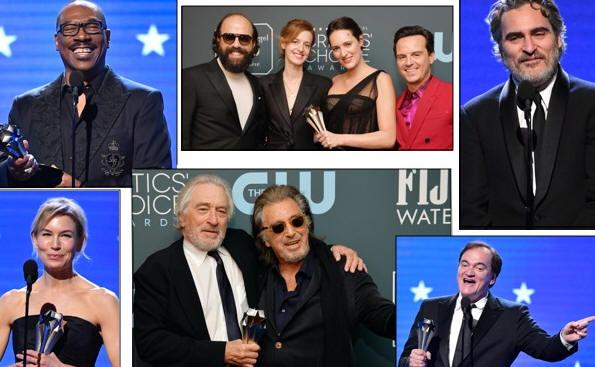 Ganadores de los Critics Choice Awards 2020