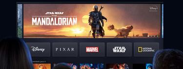 Todo lo que incluye Disney+ en su suscripción de 59,99 euros