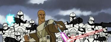 'Star Wars: Clone Wars', el eslabón perdido de la saga que es mejor que las precuelas de George Lucas