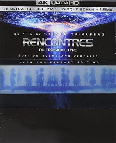 Rencontres du troisième type [Francia] [Blu-ray]