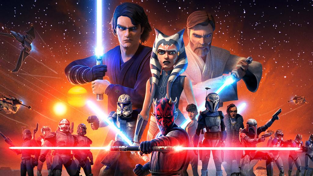 'The Clone Wars' devuelve la alegría a los fans: la serie de 'Star Wars' se despide en Disney+ con una grandiosa temporada final