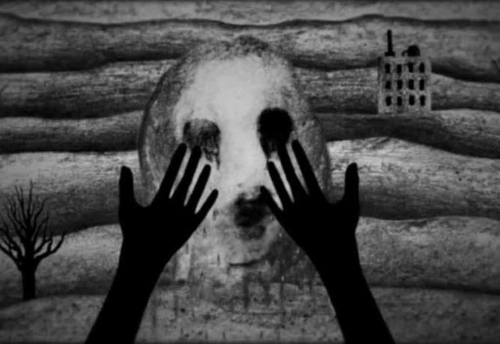 David Lynch comparte por primera vez en internet su bello corto animado 'Fire (Pozar)'