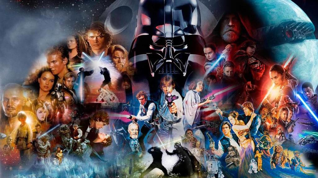 Un fan de 'Star Wars' demuestra que los títulos de la saga están desordenados, y su alternativa es perfecta