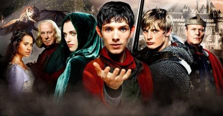 Las Aventuras De Merlin
