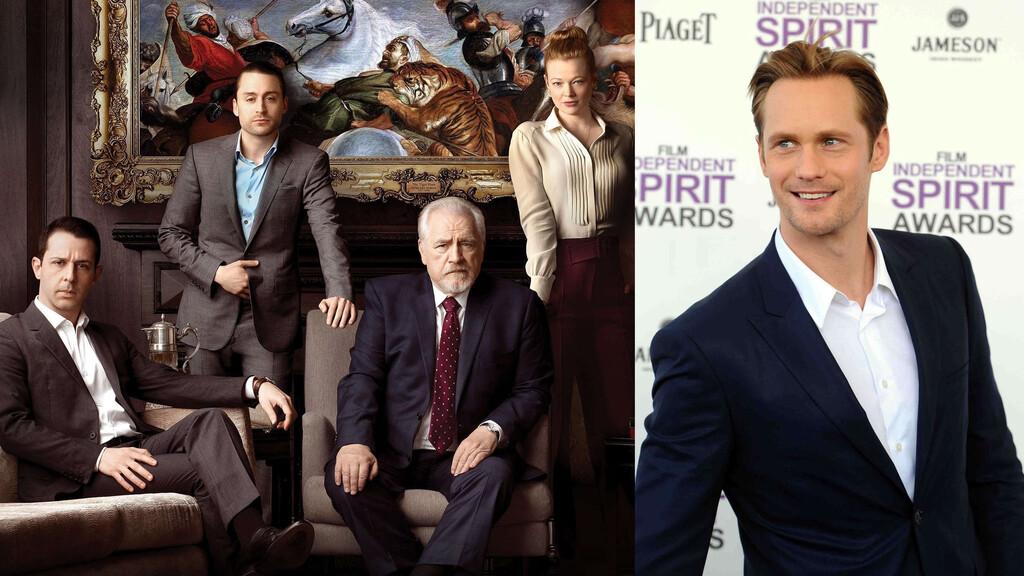 'Succession': Alexander Skarsgård vuelve a HBO para unirse a la temporada 3 del premiado drama