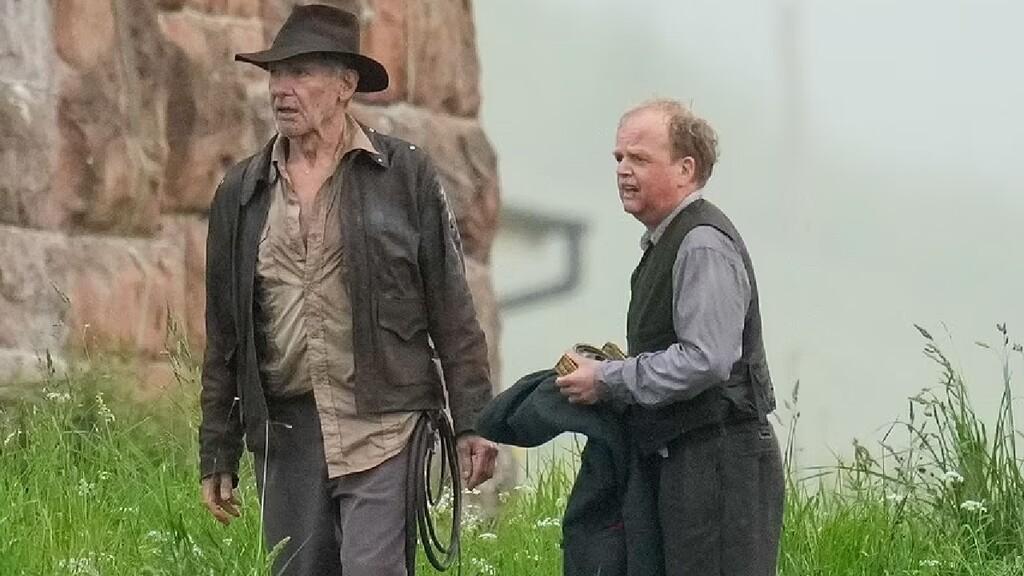 'Indiana Jones 5': todo lo que sabemos sobre el regreso del viejo héroe encarnado por Harrison Ford