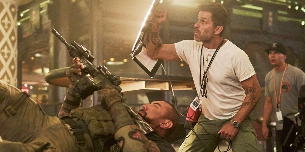 'Ejército de los muertos 2' en marcha: Zack Snyder promete