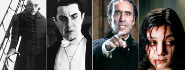 Las 31 mejores películas de vampiros de la historia