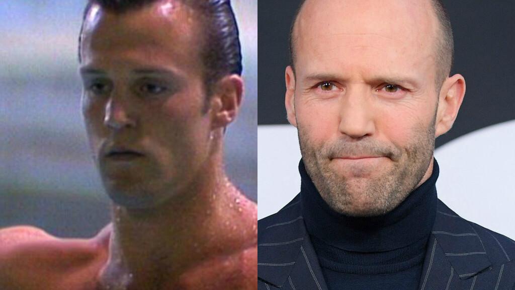 Cuando Jason Statham casi participó en los Juegos Olímpicos de Barcelona 92