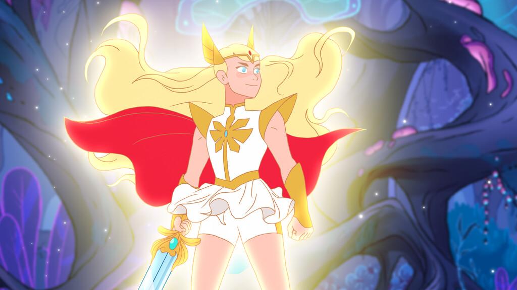 'She-Ra' dará el salto a la acción real en Amazon: en marcha una nueva serie ambientada en el mundo de los 'Masters del Universo'