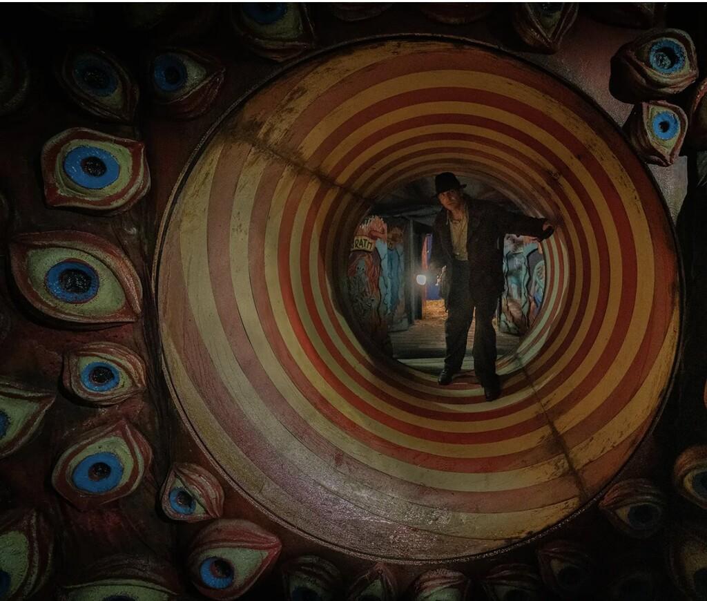 'Nightmare Alley': hipnóticas primeras imágenes de la película de Guillermo del Toro con uno de los mejores repartos del año