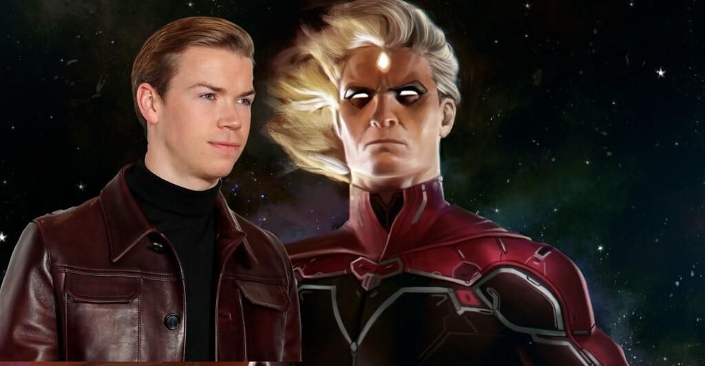 'Guardians of the Galaxy Vol. 3': Will Poulter será Adam Warlock en el cierre de la trilogía de James Gunn para Marvel
